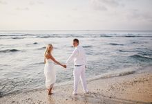 Tropical Beach Wedding Malcolm & Jenni by Jehovah Photography