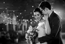 Max & Melissa Wedding Gedung Arsip Jakarta by Venema Pictures