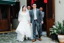 Nico & Lia Wedding Day by Anora Pictures