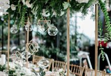 Josh and Mae by Whitekraft Event Management and Styling