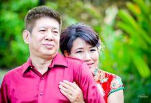 Wu Guang De & Wang Xiu Ying by maemoto photoworkz
