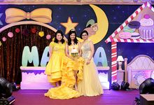 Magda's Sweet 17 Birthday Party by michellewongso