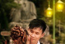 Kuala Lumpur Prewedding by Therudisuardi