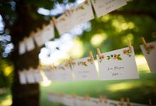 A Garden Party Wedding by Leslie-Manning Events