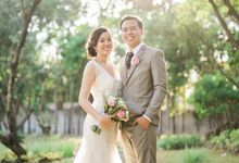 Mike and Neiel Wedding by Manny and April Photography