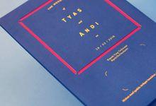 Tyas & Andi by Kenang Design