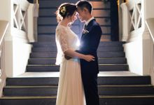 Marcus & Marie Wedding Day by Byben Studio Singapore