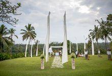 Margarita & Algirdas Wedding by Happy Bali Wedding