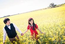 Prewedding by Monkee by Monkee