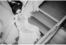 Marissa & Ega Wedding by gardeniadiary