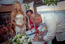 Mark and Suzanne Wedding by Anantara Seminyak Bali Resort
