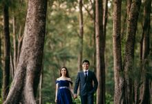Mark & Ayeen Engagement Session by PaperProject Photography