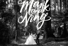 Mark and Ning by Handcrafted Pictures Co.