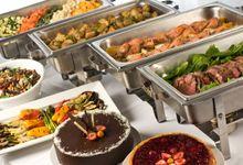 MARKAZ  catering by MARKAZ  catering