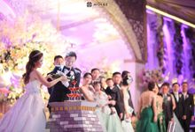 Wedding of Yunike & Markus by Melaty Tengker