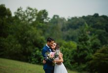 Wedding Day of Marta and Desmond at Tamarind Hill (Actual Day Photography) by oolphoto