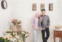 Reza & Fauziah Prewedding by Otiga Photo