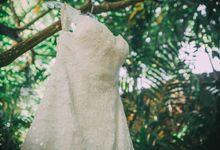 Matt and Larisa Wedding by De Photography Bali