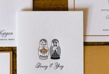 Benny & Yury by Maude Press