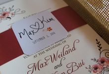 Max and Kim by Acadia Card
