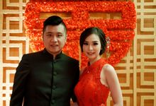 Glamorous Chinese Engagement Ceremony - The Engagement of Meiji & Andree by Reverie Event Design