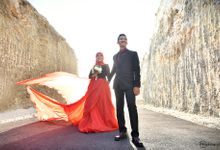 Prewedding of Reza & Vera by THL Photography