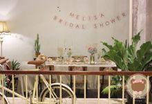 Melisa Bridal Shower by Pink Clover Design