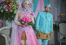 Melly & Dwi  Wedding by Bondang mygallery