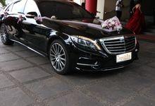 The Wedding of Jonny & Vinni by sapphire wedding car