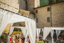Modern and romantic Wedding by My Wedding Planner in Italy