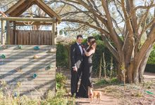 NICOLE AND LEE by Monika Tschirch Photography