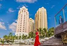 Movenpick Resort Chinese Pre-wedding by Rock Paper Scissors Photography