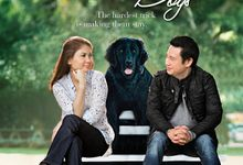 A Movie Poster inspired prenup for Ricky and Ted by Jiggie Alejandrino Wedding Photographs