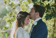 Centennial Park Wedding by Strawberry Fields