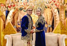 Nakinda & Andhika  Akad Nikah & Reception by Little Story Photo