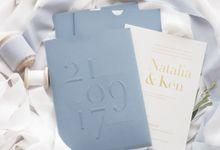 Natalia & Ken by Paperi & Co.