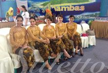 Maritim Indonesia by STILETTO PAGAR AYU