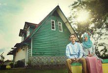 Elna & Agus by Kinarya Portrait