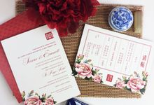 Oriental Love by Nineteen Design Studio