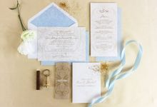 Tania & Michael by Nineteen Design Studio