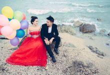 Prewedding AYU & BORIS by Tosca CinemaPicture