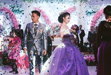 Wedding Day RAISA & FRENDY by Tosca CinemaPicture