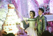 Wedding Day RAISA & FRENDY by Tosca CinemaPicture