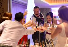 Jelena & Steven Wedding by Courtyard by Marriott Bali Seminyak