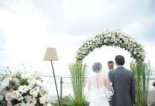 Re-Vow Wedding Angela Han & Jerry by Anantara Seminyak Bali Resort