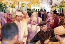 Pernikahan Nikita dan Pedro by Amata Wedding