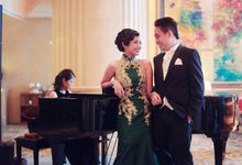 OUR BRIDES Kathryn Thong by Ann Teoh Couture