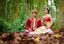 Prewedding Eka & Trik by NOX Photography