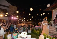 The Wedding of dr.Oka Pertama & dr. Yuni Wiandari by Nika di Bali