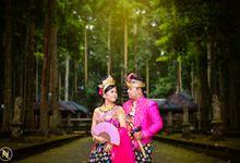Prewedding Angga & Novi by NOX Photography